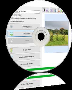 Scannen als PDF mit dem Scan Tool 2